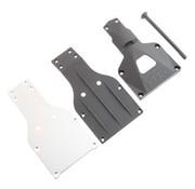 ARRMA ARRMA Lower Plate UPGRADED Aluminum