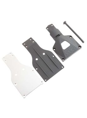 ARRMA ARRMA Lower Plate UPGRADED Aluminum