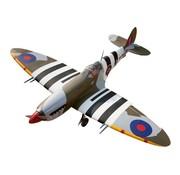SEAGULL MODELS Seagull Model Spitfire Mk-IX RC Plane, 22cc ARF