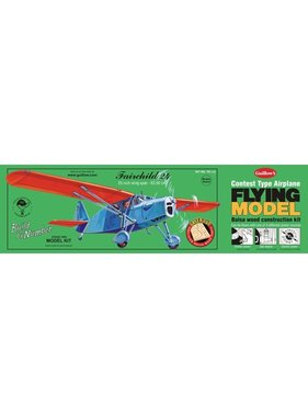 GUILLOWS GUILLOWS FAIRCHILD 24 BALSA KIT