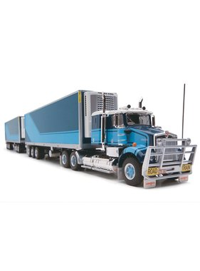 HIGHWAY REPLICAS HIGHWAY REPLICAS FREIGHT ROAD TRAIN 1:64 DIE CAST