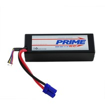 Prime RC 3S 5000 LiPO 1/10 hard case with EC5 (50C)