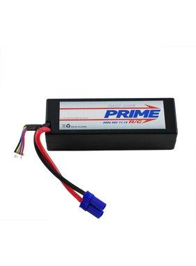 PRIME R/C Prime RC 3S 5000 LiPO 1/10 hard case with EC5 (50C)