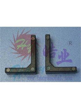 HY MODEL ACCESSORIES HY L BRACKETS 90deg L25 X W20 X H0.9mm<br />( OLD CODE HY131503 )