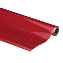 TOPFLITE MONOKOTE DARK RED 1.8m