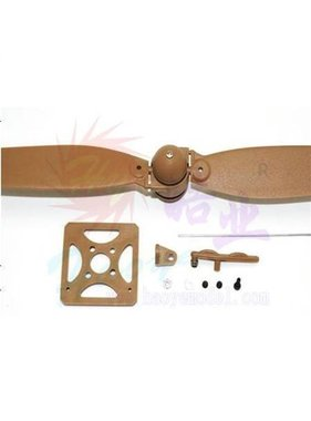 HY MODEL ACCESSORIES HY VARIABLE PITCH PROP 4D ASS C  choose blade size either 7 8 9 or 10&quot;<br />