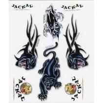 JACKAL DECAL INT PANTHER