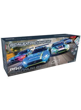 SCALEXTRIC Scalextric DIGITAL ARC PRO Platinum GT Set C1374