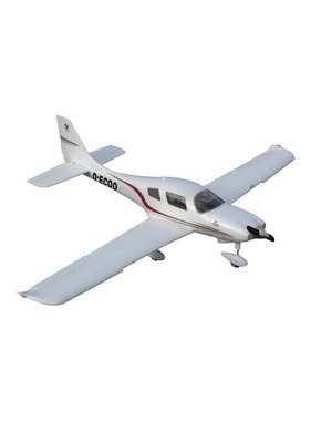 ST MODEL ST Model Cessna 350 PNP ELECTRIC MODEL<br /> JUST ADD TRANSMITTER  RECEIVER BATTERY &amp; CHARGER