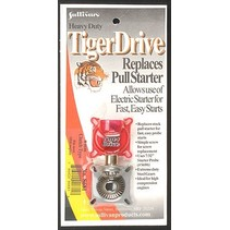 Sullivan TigerDrive Adapter 8mm O.S. .12-.21