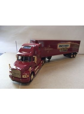 MATCHBOX MATCHBOX COLLECTIBLES MILLENNIUM TRACTOR TRAILER SPECAIL EDITION  DYM37796