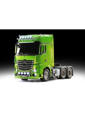 TAMIYA Tamiya  1/14 RC Mercedes Actros 3363  6x4 (Full Operation Finished Model)  [23800] Factory built with Radio & MFC-01 Just add 7.2v battery & charger