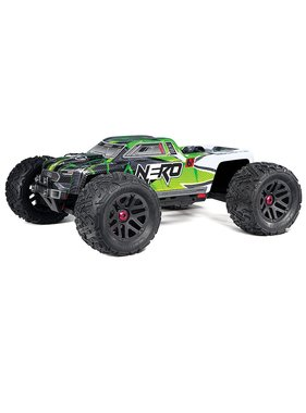 ARRMA ARRMA NERO 6s BLX Brushless 1/8 4wd MT STD RTR Monster Truck ( DIFF BRAIN OPTIONAL EXTRA )