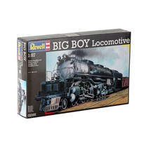REVELL BIG BOY LOCOMOTIVE 1/87 SCALE PLASTIC TRAIN KIT