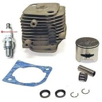 DDM RACING CY27RC 35mm TOP END KIT  includes piston liner ring & spark plug