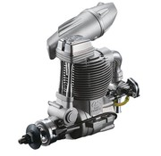 O.S. OS GF30 GASOLINE FOUR STROKE ENGINE W/F-6040 SILENCER