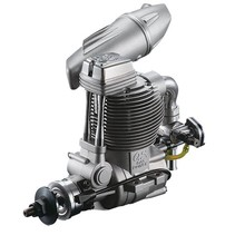 OS GF30 GASOLINE FOUR STROKE ENGINE W/F-6040 SILENCER