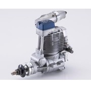 O.S. OS FS 81 FOUR STROKE ALPHA WITH SILENCER ENGINE<br /> ( DISCONTINUED )