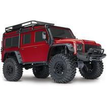 Traxxas TRX-4 Scale & Trail Defender Crawler RTR CHOOSE RED , GREY  OR GREEN