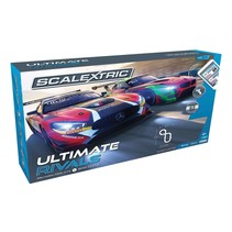 SCALEXTRIC ARC ONE ULTIMATE RIVALS SET MERCEDES AMG GT3 VS BMW Z4 GT3