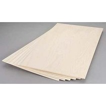 PLYWOOD 3 PLY 0.5 X 300 X 600mm