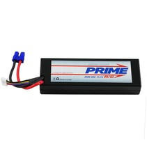 Prime RC 3S 11.1v 3300 LiPO 1/10 hard case with EC3 (35C)