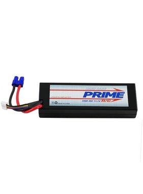 PRIME R/C Prime RC 3S 11.1v 3300 LiPO 1/10 hard case with EC3 (35C)