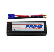 PRIME R/C Prime RC 2S 6500 LiPO 1/10 hard case with EC3 (70C)