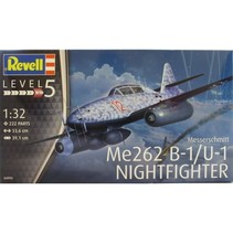 REVELL Messerschmitt Me 262B-1 Nightfighter 1/32