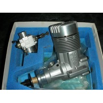 OS 108 FSR GLOW ENGINE (BX-1 ) RING  WITHOUT  EXHAUST ( DISCONTINUED )