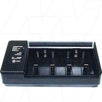 POWERTECH NI-MH / NI-CAD BATTERY CHARGER WITH TESTER & DISCHARGER  MB-3505