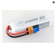 DUAL SKY Dualsky ECO-S LiPo Battery, 11.1v 2200mAh 3S 25C
