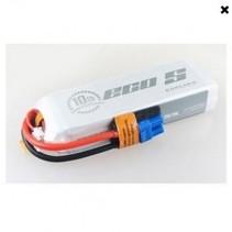 Dualsky ECO-S LiPo Battery, 11.1v 2200mAh 3S 25C