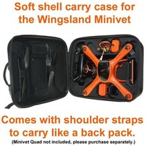 WINGSLAND MINIVET SOFT SHELL CARRY CASE
