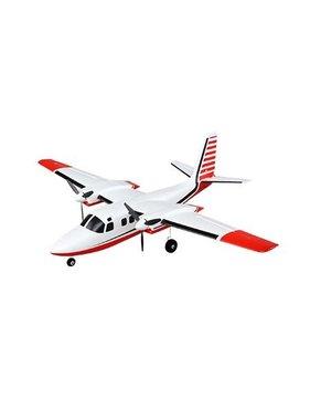 EFLITE E-Flite UMX Aero Commander RC Plane, BNF Basic requires 450-800 2S 7.4v battery