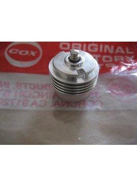COX NEW VINTAGE COX TEXACO .049 5 FIN GLOW PLUG # 315