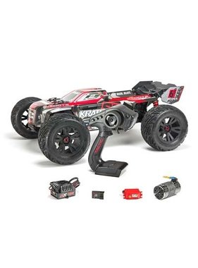 "ARRMA ARRMA 1/8 KRATON 2018 6S BLX Brushless 4WD RTR "" LATEST VERSION """