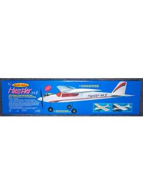 AEROFLYTE AEROFLYTE HUSTLER MKIII BALSA KIT  ( PACIFIC BALSA AERO FLITE )  SUITS .35-.50  4 CH  RADIO  WEIGHT 2.25-2.40kg