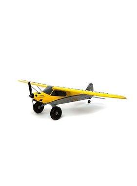 HOBBYZONE Hobbyzone Carbon Cub S+ RC Plane, 1.3m BNF Basic
