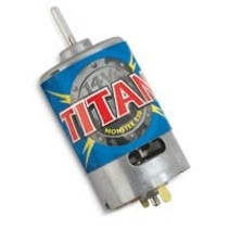 Traxxas titan 21 turn 550 motor  ( suits tmax or lower speed std traxxas buggies  )