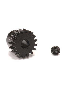INTEGY INTEGY HD Billet 32 Pitch, MOD 0.8 Steel Pinion 17T for BL Applications w/ 5mm Shaft C23772