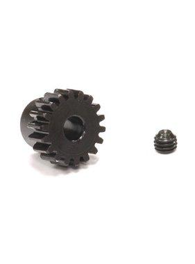 INTEGY INTEGY HD Billet 32 Pitch, MOD 0.8 Steel Pinion 18T for BL Applications w/ 5mm Shaft C23773