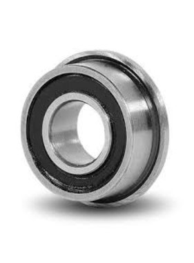 BEARINGS FLANGED BEARING 6 x 3 x 2.5mm RUBBER SHIELD MF52-2RS