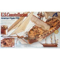 Artesania US Constellation Frigate 1:85 sailing boat kit