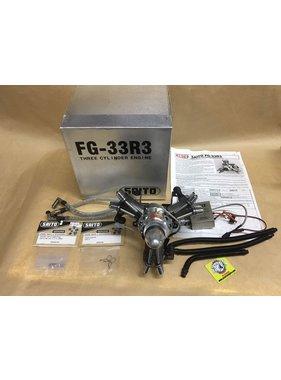 SAITO SAITO FG-33-R3 2ND HAND MOTOR