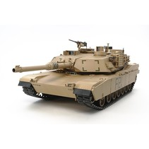TAMIYA PRE ORDER RC US M1A2 Abrams - Full Option Kit