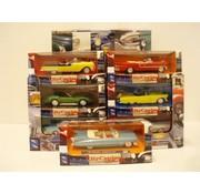 NewRay NEWRAY 1/43 DC AMERICAN CLASSIC CARS 10 STYLES