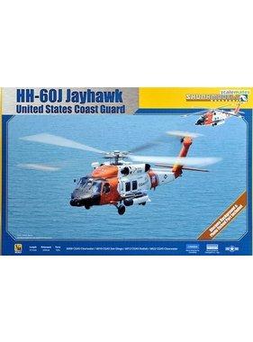 SKUNKMODELS SKUNKMODELS 1/48 HH-60J JAYHAWK UNITED STATES COAST GUARD