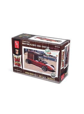 AMT AMT GEORGE BARRIS SURF WOODY 1/25