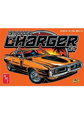 AMT AMT DODGE CHARGER RT 1971 1/25